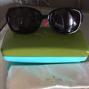 Kate Spade Sunglasses Glasses Case Cloth